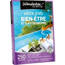 Wonderbox - Week-end bien-être et gastronomie
