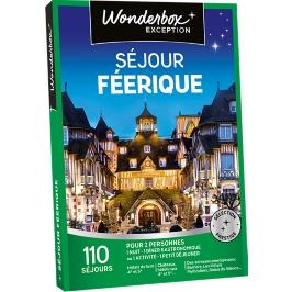 Wonderbox - Séjour féerique