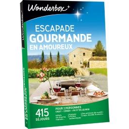 Wonderbox - Escapade gourmande en amoureux