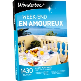Wonderbox - Week-end en amoureux