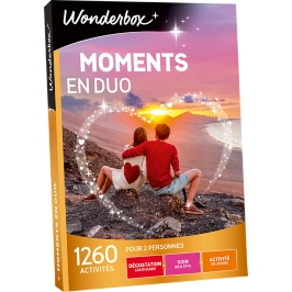 Wonderbox - Moments en duo