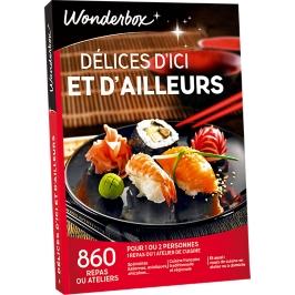 Wonderbox - Délices d'ici et d'ailleurs