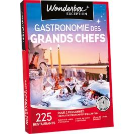 Wonderbox - Gastronomie des Grands Chefs