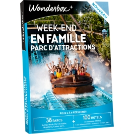 Wonderbox - Week-end en famille parc d'attractions
