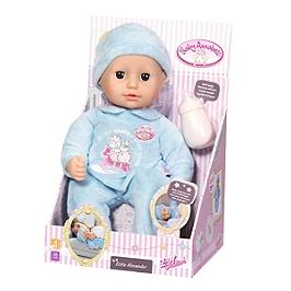 Baby Annabell Little - Alexander 36Cm - Aucune - BA101