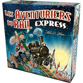 Les Aventuriers Du Rail Express - ASMAVE22