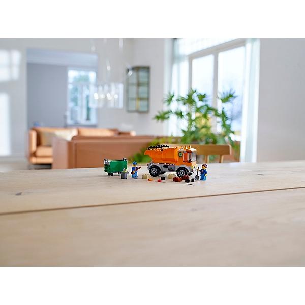 De Camion Le Poubelle City Lego® 60220 4j5ARL