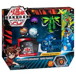 Battle Pack Modele 11 - Bakugan (Solid) - Bakugan - 6058572