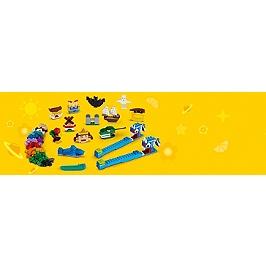 Lego® Classic - Briques Et Lumières - 11009 - 11009