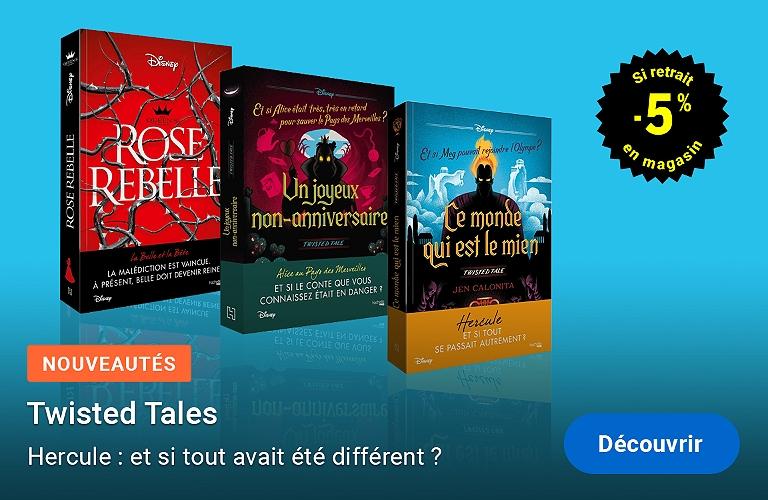Twisted Tales - Hercule