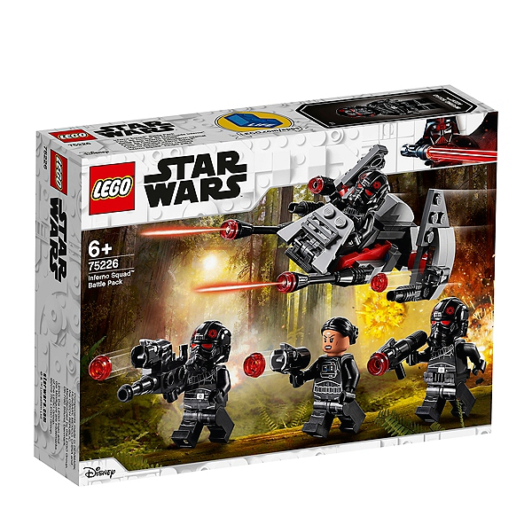 Warstm Star Combat Inferno Lego® Tm L'escouade 75226 Pack De QrBoEeWCdx