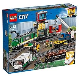 Lego® City - Le Train De Marchandises Télécommandé - 60198 - 60198