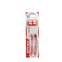 Brosse à dent medium x2