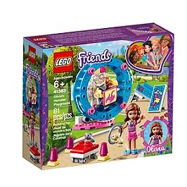Lego® Friends - L'aire De Jeu Du Hamster D'olivia - 41383 - 41383