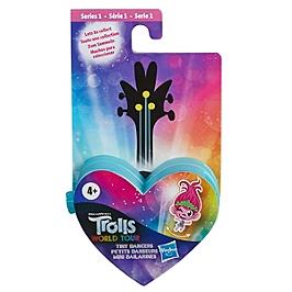 Les Trolls 2 Tournée Mondiale De Dreamworks - Figurines Petits Danseurs - Trolls - E6566EU40