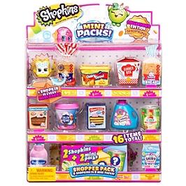 Sk10 Small Mart - Shopper (8 Mini Packs + 8 Shopkins) - Modèle Aléatoire. - Aucune - HPKD9