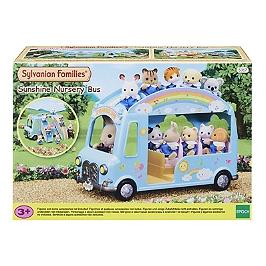 Le Bus Arc-En-Ciel Des Bébés - Sylvanian Families - 5317