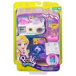 Polly Pocket - Coffret La Croisière De Polly - Mini-Poupée - 4 Ans Et + - Polly Pocket - GKJ49