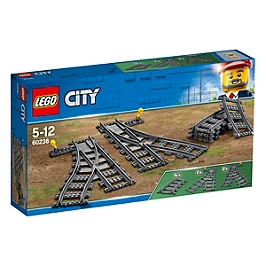 Lego® City - Les Aiguillages - 60238 - 60238
