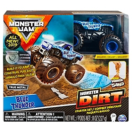 Monster Jam - Monster Dirt Starter Set - Echelle 1:64 - Monster Jam - 6045198