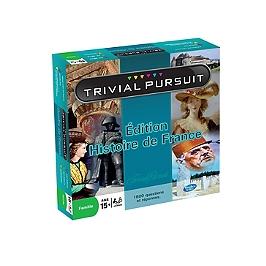 Trivial Pursuit Histoire De France - 1800 Questions - 0345