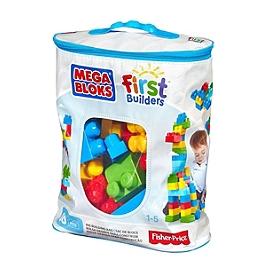 Sac 60 Blocs Bleu - Mega Bloks - DCH55