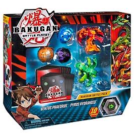Battle Pack  - Bakugan (Solid) - Bakugan - 6058560