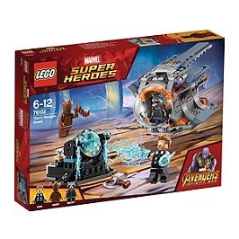 LEGO - LEGO® Marvel Super Heroes - À la recherche du marteau de Thor - 76102 - 76102