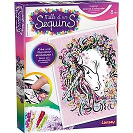 Mille Et Un Sequins Licorne 8+ - 20360