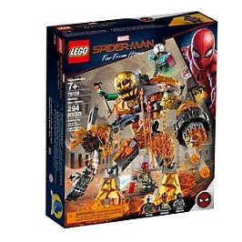 Lego® Marvel Spider-Man - Spider-Man Et La Bataille De L'homme De Métal - 76128 - 76128