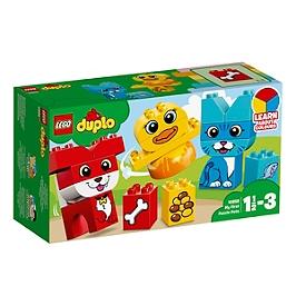 LEGO - LEGO® DUPLO® Mes 1ers pas - Mon premier puzzle des animaux - 10858 - 10858
