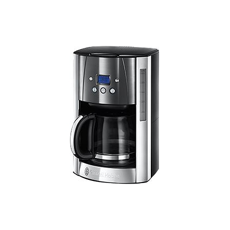 cafetiere filtre programmable luna russell hobbs 23241 56 e leclerc high tech. Black Bedroom Furniture Sets. Home Design Ideas