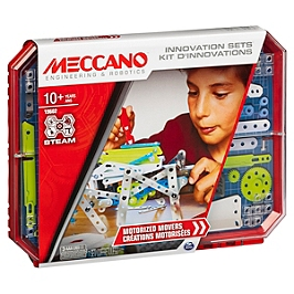 Set 5  Kit DInventions  Moteur Meccano - N/A - 6047099