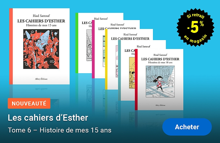 Les cahiers d'Esther - Tome 6