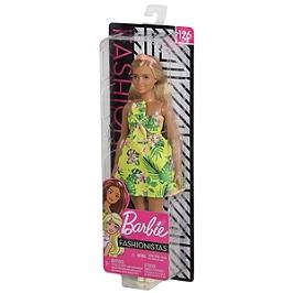 Barbie Fashionistas Robe Tropicale - Barbie - FXL59