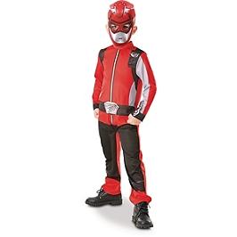 Déguisement Power Ranger Rouge L - Power Rangers - I-300545L