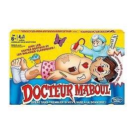 Docteur Maboul - Hasbro - B21764470