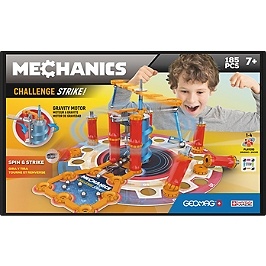 Mechanics - Challenge 185 Pcs - Strike - Aucune - GMH01