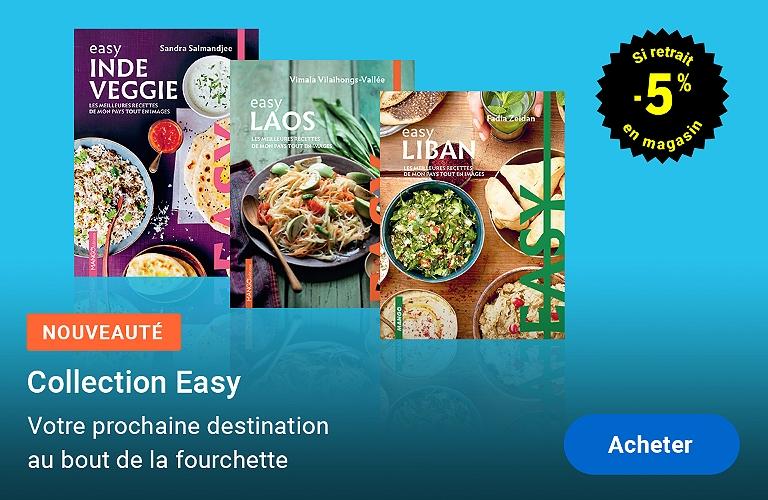 Collection Easy : la cuisine tout en images