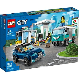 Lego® City - La Station-Service - 60257 - 60257