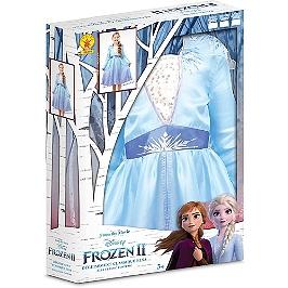 Panoplie Elsa - Taille M - La Reine Des Neiges 2 - 156398M