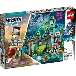 Lego® Hidden Side - La Prison Abandonnée De Newbury - 70435 - 70435