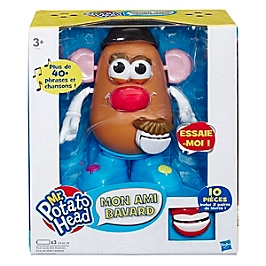 Monsieur Patate  M. Patate : Mon Ami Bavard  La Patate Du Film Disney Toy Story - Hasbro - E47631010