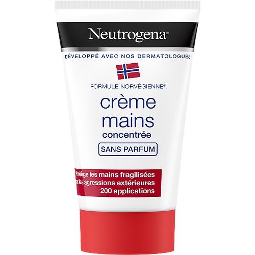 Crème mains apaisante sans parfum 50ml