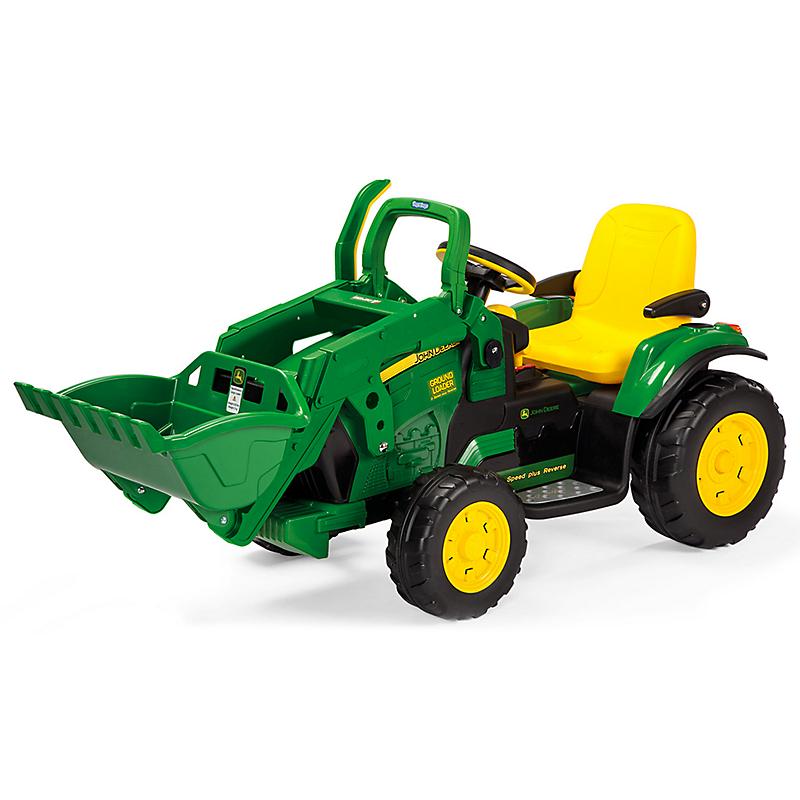 Tracteur électrique Peg Perego 12 V John Deere  Loader