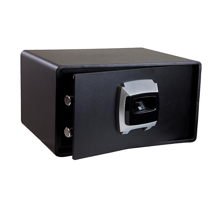 Coffre-fort biométrique à poser 13L.
