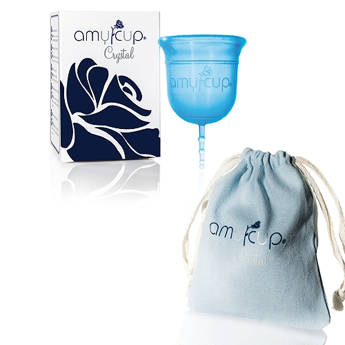 Cup Menstruelle M avec Pochette coton