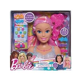 Barbie - Tête à coiffer Dreamtopia - Barbie - GIOBAR18