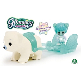 Glimmies Polaris - Glimsled (Traineau) + 1 Glimmies Exclusive - GIOGLP04