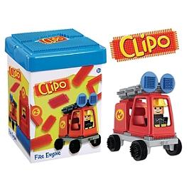 Clipo - Camion De Pompier - Hasbro  - CL004